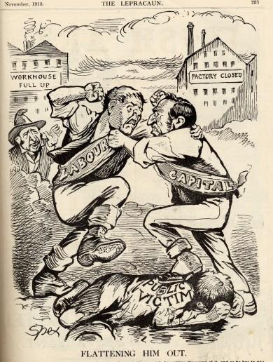 Savage Indignation: Irish satire in the 20th century