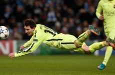 'Messi ate too many pizzas,' says former Barcelona star