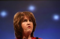 Burton hits out at 'bullying' water protesters and hard-left in prime time speech