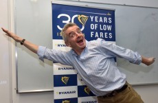 Michael O'Leary will be happy: There was a lot of good news for Ryanair today