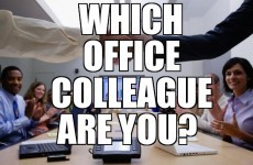 Which Office Colleague Are You?