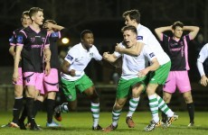Cabinteely FC made a dream start to life in the League of Ireland