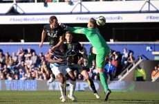 The Hurri-Kane's 25th and 26th goals of the season blow QPR away