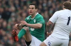 Sexton on track to recover for Wales while Heaslip back in full training
