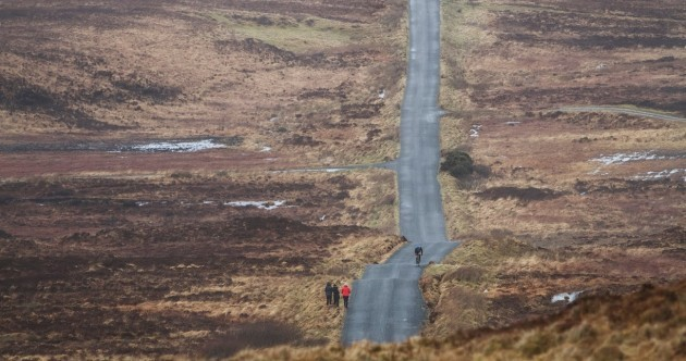 One of toughest endurance races in the planet took place in Donegal this weekend – here are the best pics