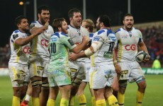 Clermont scored their own version of the try from the end of the world and it was glorious