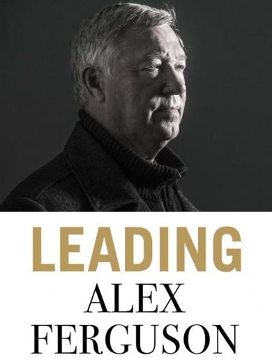 Alex Ferguson is bringing out yet another book