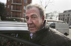"""Clarkson to reporters: """"Just off to the job centre"""""""