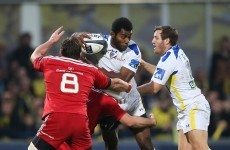 Clermont flier Nakaitaci handed debut as PSA wields the axe for Italy clash