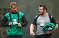 Healy held back and more talking points from Ireland's side to face Wales