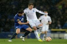 Lukaku inspires Everton's Europa League comeback against Kiev