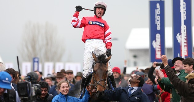 Ruby Walsh has to settle for second as Coneygree makes history in the Cheltenham Gold Cup