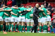 'We've only got ourselves to blame' — Joe Schmidt