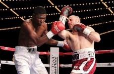 Cork's Spike O'Sullivan grabs TKO win at New York's iconic Madison Square Garden