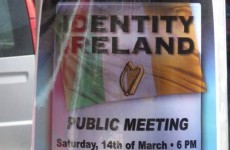 """Gardaí probe assault at meeting of party that wants """"proper border control"""""""