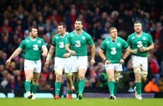 Ireland players 'fearful' as Schmidt ponders changes for Scotland trip