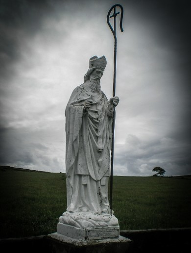 (Saint) Patrick – The Bits They Left Out