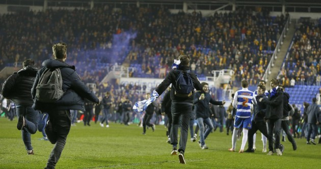 Reading are in the FA Cup semi-final after a resounding win tonight