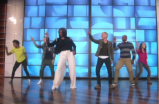 Michelle Obama danced to Uptown Funk with Ellen – and it was amazing