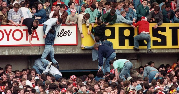 Police chief admits causing 96 deaths at Hillsborough