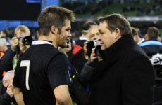 'Rugby will become boring if we don't rip up the law book' – Steve Hansen