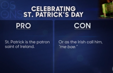Jimmy Fallon's pros and cons of St Patrick's Day are simply groanworthy