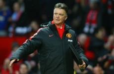 Van Gaal: Man United will be my last job in football