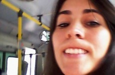 Women in Brazil are pulling an amazing face to fend off street harassment