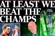 The Welsh media reacted to Ireland's Six Nations win exactly how you thought they would