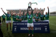 Two Six Nations titles in two days as the Ireland women win big in Scotland