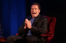 Arnold Schwarzenegger won the internet by reaching out to a struggling gym member