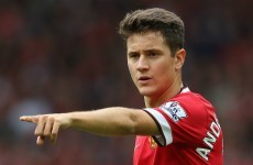 'LVG doesn't like players running with the football' – Herrera