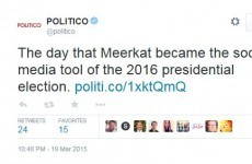 Explainer: Meerkating is the latest social media verb … But what does it mean?
