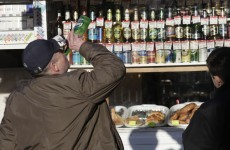 Russia's heavy drinkers turn to cleaning products over money woes