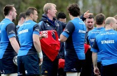 'We're running out of games': Leo Cullen fronting up for business end of the season