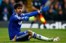 Diego Costa on the differences between playing in England and Spain