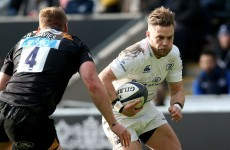 Madigan back at 12 as Leinster make seven changes for Glasgow clash
