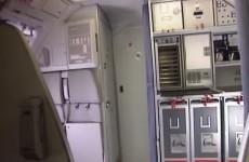 Video shows how cockpit door on crashed Germanwings plane works