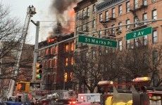 Two still missing after New York apartment blaze