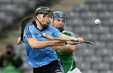 Schutte-inspired Dublin beat Limerick to reach Allianz Hurling League semis