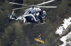 Captain shouted 'open the damn door' as jet plunged into Alps