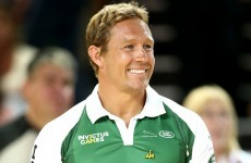 Jonny Wilkinson quashes talk of England role