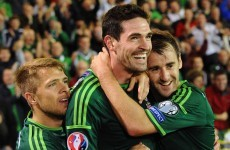 How Kyle Lafferty went from 'out-of-control womaniser' to Northern Ireland's saviour