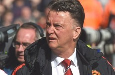 Louis van Gaal says he is 'not a dictator'