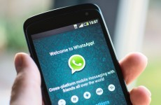So you know you can make calls through WhatsApp now, right?