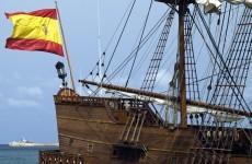 A Spanish Armada cannonball just showed up on an Irish beach