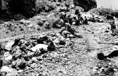 Bodies of soldiers found in cave 70 years after brutal WWII battle