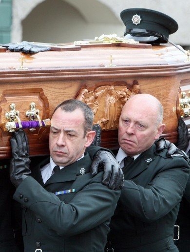 Fresh appeal to catch those who killed Constable Ronan Kerr four years ago