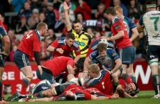 Analysis: Munster and the Chiefs do damage with open-play mauls