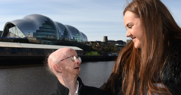 Four-year sentence for man who mugged disabled pensioner Alan Barnes